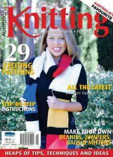 Australian Knitting — July 2014
