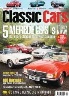 Classic Cars UK — December 20173