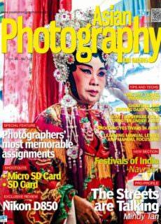 Asian Photography — October 2017