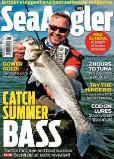 Sea Angler — July 2017