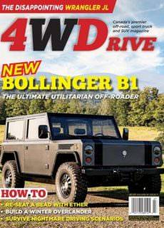 Four Wheel Drive — Volume 19 Issue 7 2017