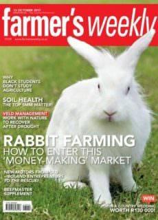 Farmer's Weekly — October 13, 2017