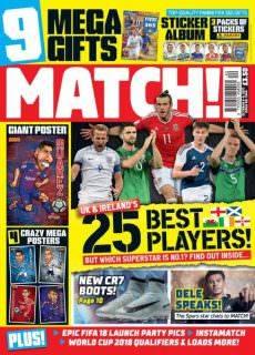 Match! — October 03, 2017