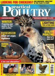 Practical Poultry — November-December 2017