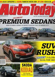 Auto Today — October 2017
