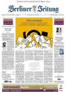 Berliner Zeitung – October 12, 2017