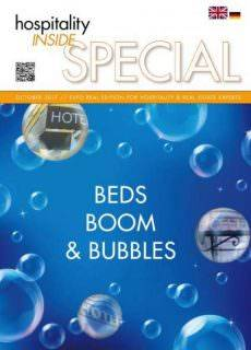 Hospitality Inside Special — October 2017 (English Edition)