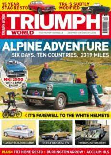 Triumph World — December 2017 — January 2018