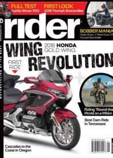 Rider Magazine — January 2018