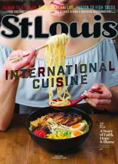 St. Louis Magazine — December 2017