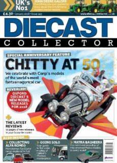 Diecast Collector — January 2018