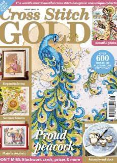Cross Stitch Gold – Issue 139, 2017