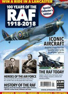 The Armourer — 100 Years of the RAF 1918-2018 (2017)