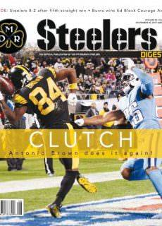 Steelers Digest — November 30, 2017