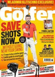 Today's Golfer UK — January 2018