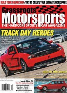 Grassroots Motorsports — December 2017