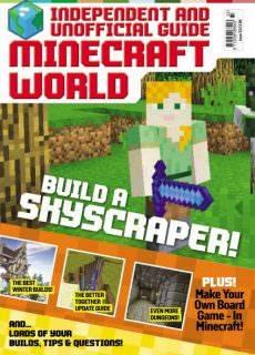 Minecraft World Magazine — November 2017