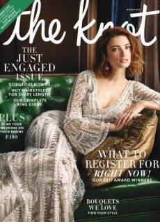 The Knot Weddings Magazine — December 2017
