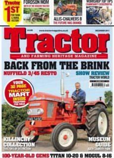 Tractor & Farming Heritage — December 2017
