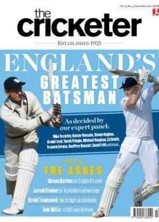 The Cricketer Magazine — December 2017