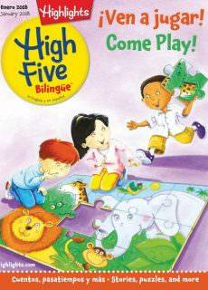 Highlights High Five Bilingue — January 2018