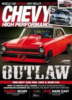 Chevy High Performance — February 2018