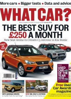 What Car UK — January 2018