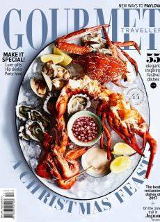 Australian Gourmet Traveller – December 2017