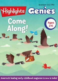 Highlights Genies — November 2017