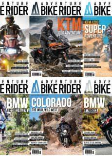 Adventure Bike Rider – 2017 Full Year Issues Collection