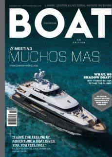 Boat International US Edition — November 2017