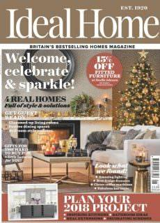 Ideal Home UK — January 2018
