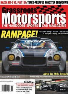 Grassroots Motorsports — November 2017