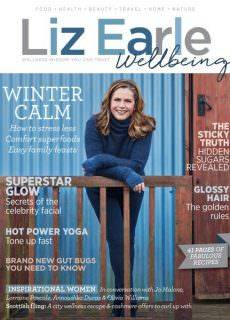 Liz Earle Wellbeing — November 2017
