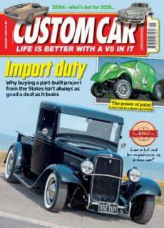 Custom Car — January 2018