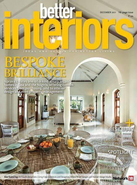 Better Interiors  November 2017