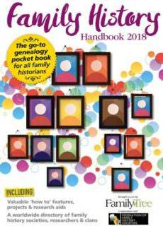 Family Tree UK — Family History Handbook 2018