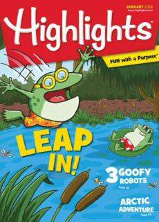 Highlights for Children — January 2018
