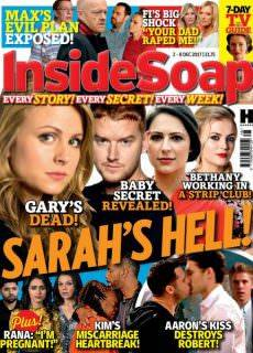 Inside Soap UK — 02 December 2017