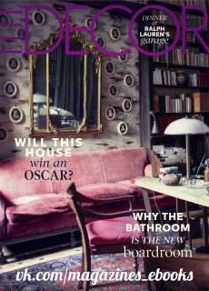Elle Decor USA – January 2018