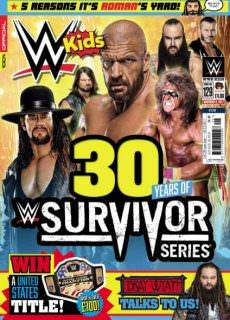 WWE Kids — November 2017