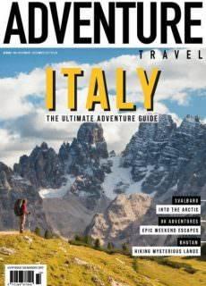 Adventure Travel — November-December 2017