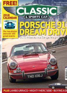 Classic & Sports Car UK — December 2017