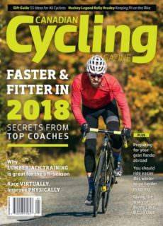 Canadian Cycling — December 2017 — January 2018