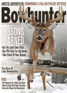Bowhunter — January 2018