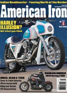 American Iron Magazine — November 2017