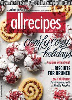 Allrecipes – December 01, 2017