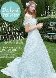 The Knot Pennsylvania Weddings Magazine — November 2018