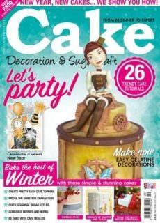 Cake Decoration & Sugarcraft — New Trends 2018