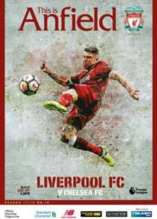 This is Anfield — Liverpool FC vs Chelsea FC — 25 November 2017